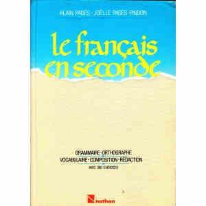 LE FRANCAIS EN SECONDE