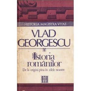 ISTORIA ROMANILOR de VLAD GEORGESCU