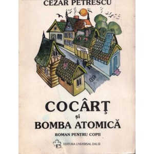 COCART SI BOMBA ATOMICA de CEZAR PETRESCU