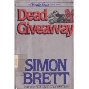 DEAD GIVEAWAY de SIMON BRETT