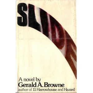 SLIDE de GERALD A. BROWNE