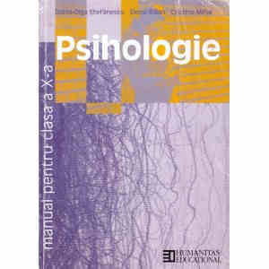 PSIHOLOGIE CLASA A X A