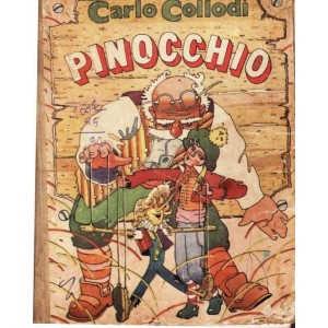 PINOCCHIO de CARLO COLLODI (1991)