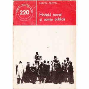MODELUL MORAL SI OPINIA PUBLICA