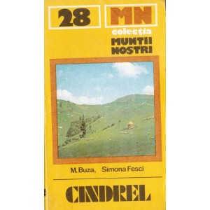 CINDREL - COLECTIA MUNTII NOSTRI de M. BUZA, SIMONA FESCI