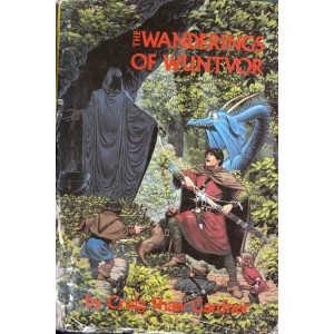 THE WANDERINGS OF WUNTVOR de CRAIG SHAW GARDNER