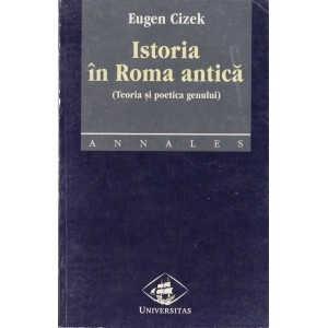 ISTORIA IN ROMA ANTICA de EUGEN CIZEK