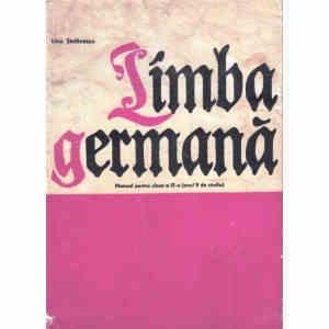 LIMBA GERMANA - MANUAL PT. CLASA A IX A