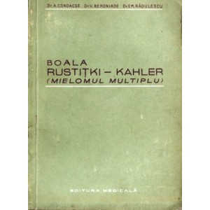 BOALA RUSTITKI-KAHLER (MIELOMUL MULTIPLU) de A. CONDACSE