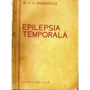 EPILEPSIA TEMPORALA de V.G. IONASESCU