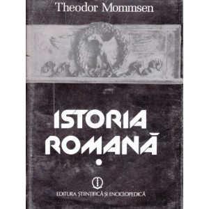 ISTORIA ROMANA de THEODOR MOMMSEN 2 VOLUME