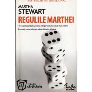 REGULILE MARTHEI de MARTHA STEWART