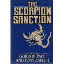 THE SCORPION SANCTION de GORDON PAPE si TONY ASPLER