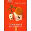MATEMATICA PT CLASA A V A PARTEA I CLUBUL MATEMATICIENILOR de CATALIN STANICA