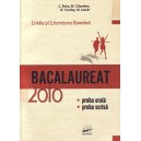 LIMBA SI LITERATURA ROMANA BACALAUREAT 2010 de L. PAICU