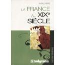 LA FRANCE AU XIXe SIECLE de PATRICE PIERRE (IN LIMBA FRANCEZA)