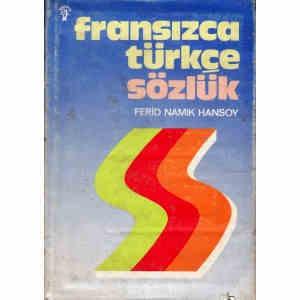 DICTIONAR FRANCEZ-TURC