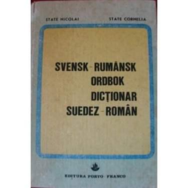 DICTIONAR SUEDEZ - ROMAN de N. STATE