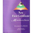 NEW FIRST CERTIFICATE - MASTERCLASS STUDENT'S BOOK de SIMON HAINES ED. OXFORD