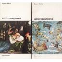 ANTIRENASTEREA de EUGENIO BATTISTI 2 VOLUME