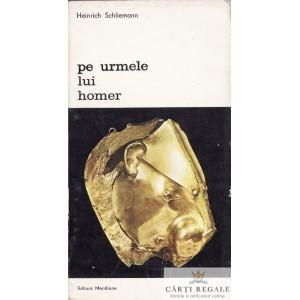 PE URMELE LUI HOMER de HEINRICH SCHLIEMANN 2 VOLUME