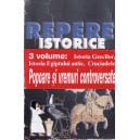POPOARE SI VREMURI CONTROVERSATE. REPERE ISTORICE 3 VOLUME