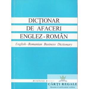 DICTIONAR DE AFACERI ENGLEZ-ROMAN de TILI TUDORANCEA