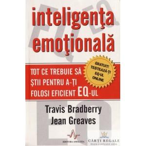 INTELIGENTA EMOTIONALA de TRAVIS BRADBERRY
