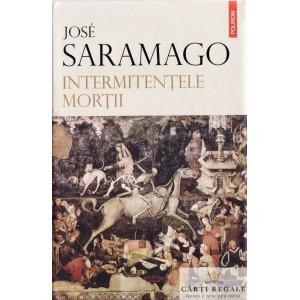 INTERMITENTELE MORTII de JOSE SARAMAGO