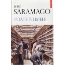 TOATE NUMELE  de JOSE SARAMAGO