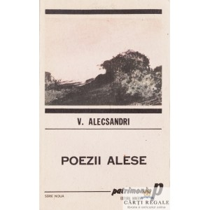 POEZII ALESE de VASILE ALECSANDRI
