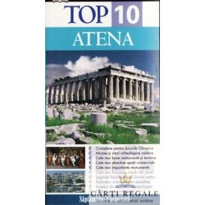 TOP 10 ATENA de CORAL DAVENPORT si JANE FOSTER – GHIDURI TURISTICE VIZUALE