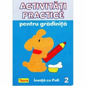 ACTIVITATI PRACTICE PENTRU GRADINITA. INVATA CU PUFI 2