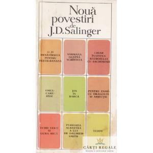 NOUA POVESTIRI de J. D. SALINGER