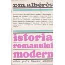 ISTORIA ROMANULUI MODERN de R. M. ALBERES