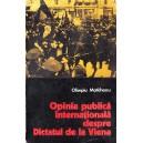 OPINIA PUBLICA INTERNATIONALA DESPRE DICTATUL DE LA VIENA de OLIMPIU MATICHESCU