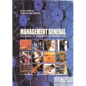 MANAGEMENT GENERAL de IULIA GRECU