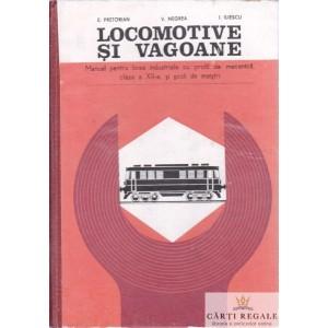 LOCOMOTIVE SI VAGOANE de E. PRETORIAN