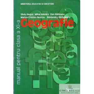 GEOGRAFIE - MANUAL PT CLS A XII A de SILVIU NEGRUT ED. HUMANITAS
