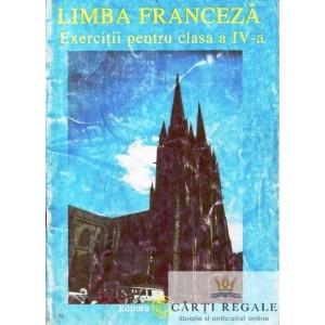 LIMBA FRANCEZA EXERCITII PENTRU CLASA A IV A de LILIANA BLAJOVICI ED. CORESI