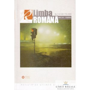 LIMBA ROMANA NR. 7-8 (181-182) DIN 2009