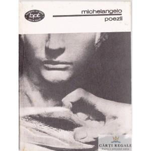 POEZII de MICHELANGELO