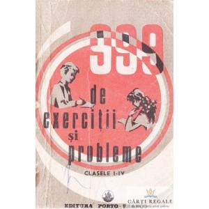 999 DE EXERCITII SI P0ROBLEME CLASELE I -IV de MELANIA ENACHE