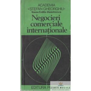 NEGOCIERI COMERCIALE INTERNATIONALE de IOANA ERDOS-DUMITRESCU