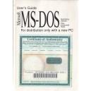 USER'S GUIDE. MICROSOFT MS-DOS