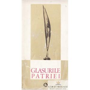 GLASURILE PATRIEI. ANTOLOGIE DE POEZIE PATRIOTICA ROMANEASCA
