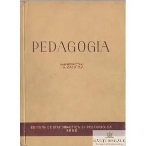 PEDAGOGIA de I. A. KAIROV