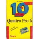 QUATTRO PRO 6... IN LECTII DE 10 MINUTE de JOE KRAYNAK