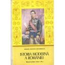 ISTORIA MODERNA A ROMANIEI. MANUAL PENTRU CLASA A IX A de ELISABETA HUREZEANU