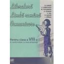 LITERATURA.LIMBA ROMANA. COMUNICARE PENTRU CLASA A VIII A SEMESTRUL I de F. IONITA